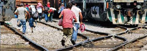 """""""Unsichtbare Opfer: MigrantInnen auf Ihrem Weg durch Mexiko"""""""