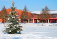 Zentralbibliothek Bayreuth, Weihnachten
